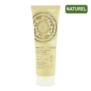 Natura Siberica Royal cedar natuurlijke lichaamsbalsem, 200 ml