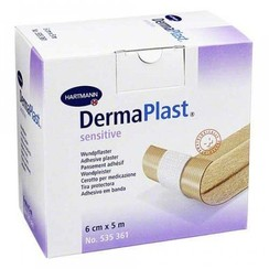 Pleister Dermaplast Sensitive 6 cm x 5 m