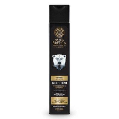 "Natura Siberica Super Refreshing Shower Gel ""White Bear"" 250 ml"
