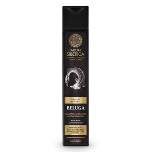 "Natura Siberica Shampoo-Activator tegen Haaruitval ""Beluga"" 250 ml"