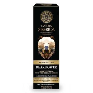 "Natura Siberica Super Intensive Anti-Wrinkle Face Cream ""Bear Power"" 50 ml"