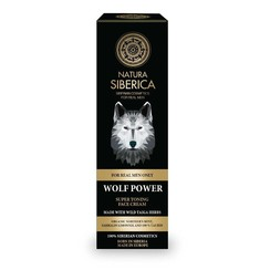 "Super Toning Face Cream ""Wolf Power"" 50 ml"