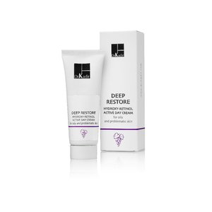 Dr. Kadir Deep Restore Hydroxy-Retinol Day Cream For Oily Skin 75 ml
