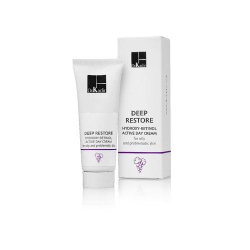 Dr. Kadir Deep Restore Hydroxy-Retinol Day Cream For Oily Skin 75 ml