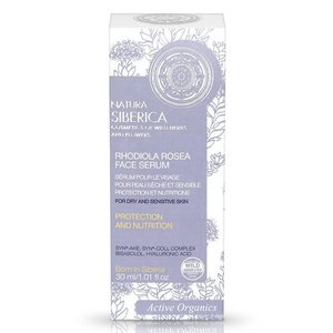 Natura Siberica Rhodiola Rosea Face Serum 30 ml