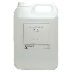Gedemineraliseerd water (1L/5L)
