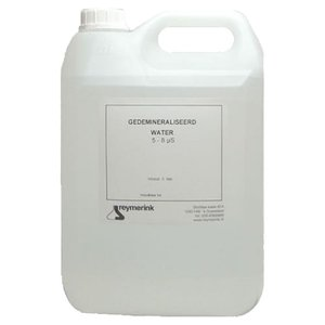 Reymerink Gedemineraliseerd water (1L/5L)