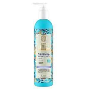"""Natura Siberica Oblepikha Shower Gel """"Energizing Freshness""""400 ml"""