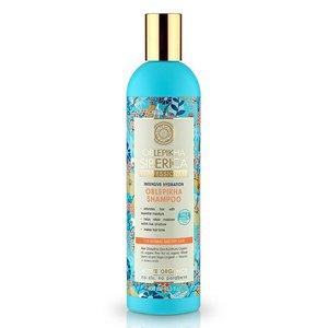 Natura Siberica Oblepikha Shampoo voor normaal en droog haar 400 ml