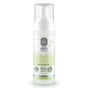 Natura Siberica Moisturizing Foam Eye Make Up Remover 200 ml