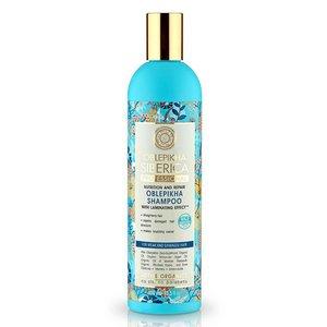 Natura Siberica Oblepikha Shampoo voor zwak en beschadigd haar 400 ml