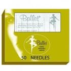 Ballet Technologies Ltd. Ballet naalden goud ongeIsoleerd K3