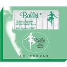 Ballet Technologies Ltd. Ballet naalden RVS ongeisoleerd K5