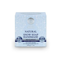 Handmade Snow Soap 100 ml