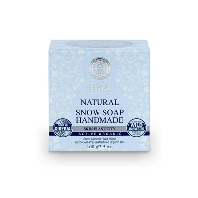 Natura Siberica Handmade Snow Soap 100 ml