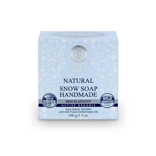 Natura Siberica Handmade Snow Soap 100 ml