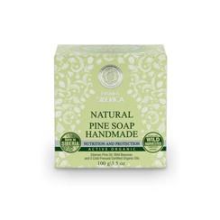 Natural Pine Soap Handmade 100 ml