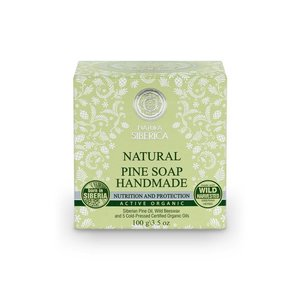 Natura Siberica Natural Pine Soap Handmade 100 ml