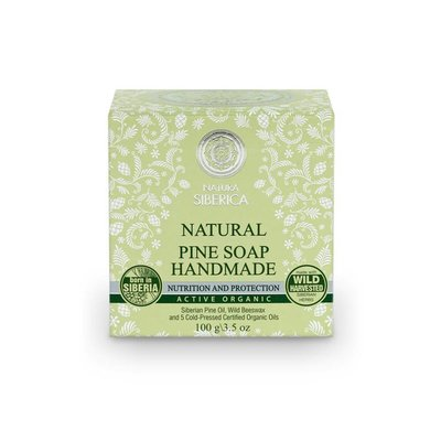 Natura Siberica Natural Pine Soap Handmade 100 ml