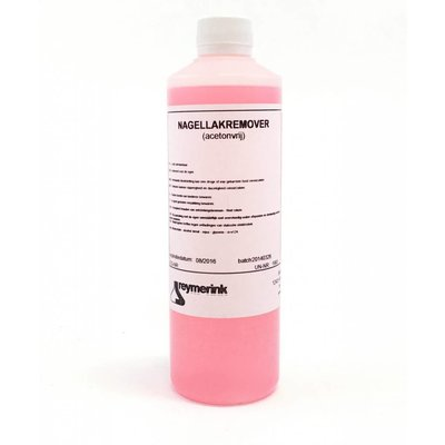 Reymerink Nagellak Remover ( acetonvrij )