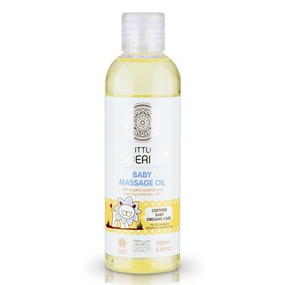 Natura Siberica Baby Massage Oil 200 ml