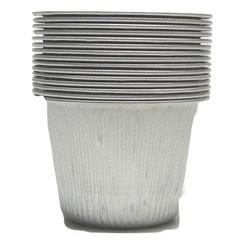 Aluminium potjes Harsverwarmer 15 stuks