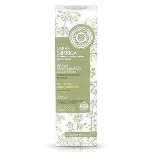 Natura Siberica Aralia Mandshurica Day Cream ( Dry Skin ) 50 ml