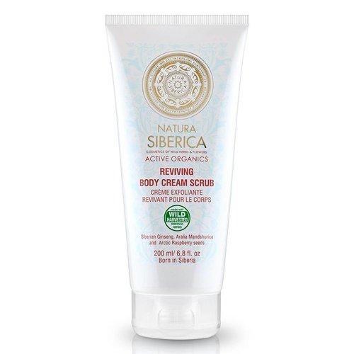 Natura Siberica Natura Siberica Reviving Body Cream Scrub 200 ml