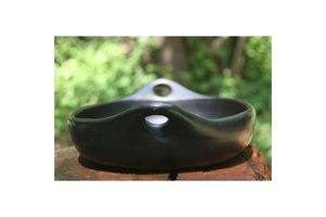 Black Pottery Rechthoekige Ovenschaal