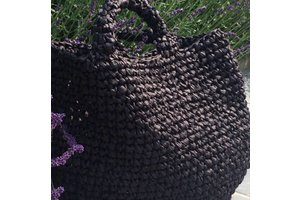 Handwoven bag, very high quality