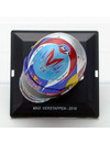 Max Verstappen Helmet 1:5 Spanje 1e plaats 2016