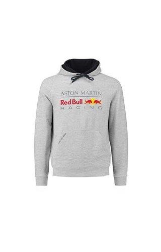 Red Bull Racing RBR Logo Hoody Grijs