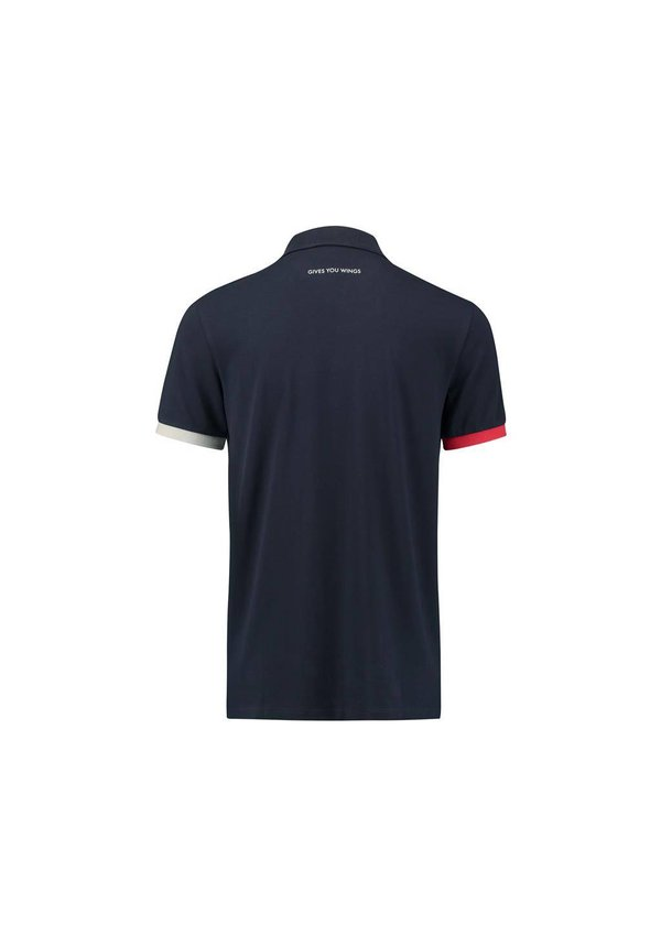 RBR Classic Polo Blauw