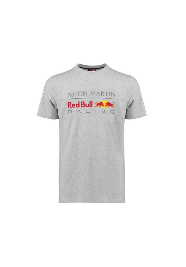 RBR Logo T Shirt grijs 2019 MEN