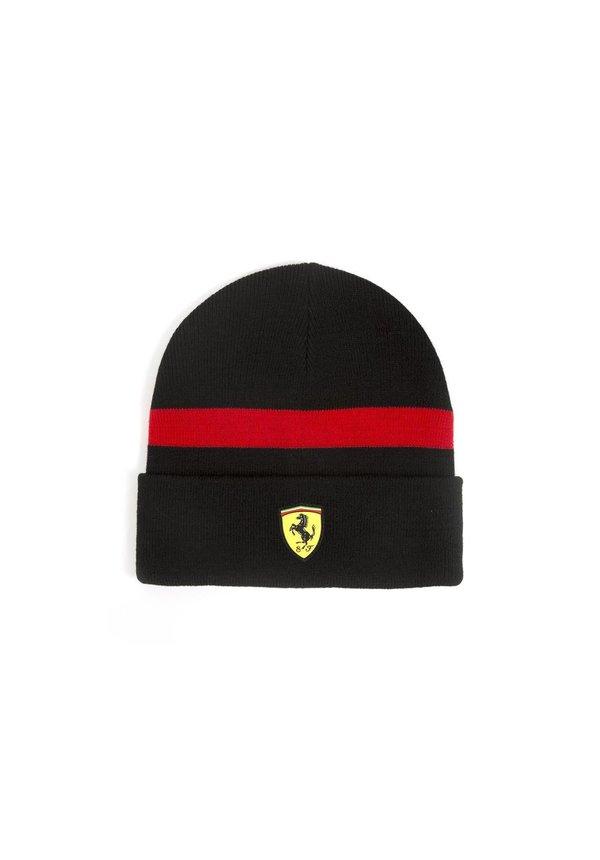 Ferrari Muts Zwart Rood