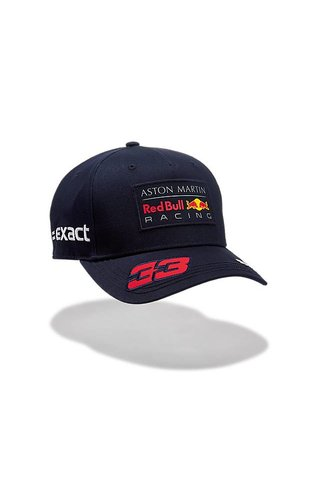 max verstappen caps max verstappen kleding theracingstore. Black Bedroom Furniture Sets. Home Design Ideas