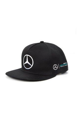 Mercedes Mercedes Hamilton Platte Cap