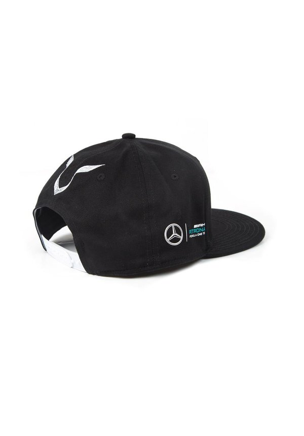 Mercedes Hamilton Platte Cap