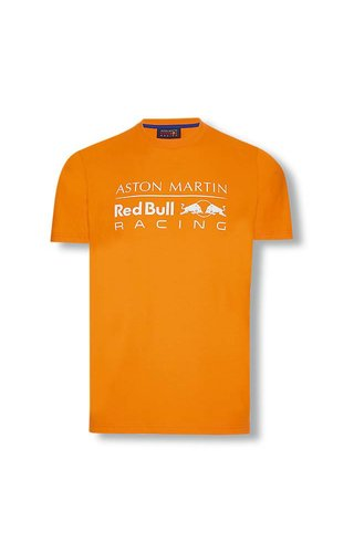 Red Bull Racing RBR 33 Oranje T-shirt 2018