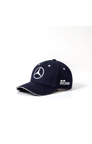 PUMA Mercedes AMG Petronas Lewis Hamilton 2018 Special Edition Cap - Great Britiain