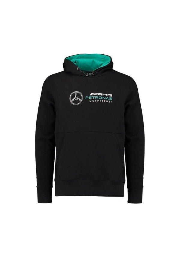 Mercedes F1 Hoody Zwart