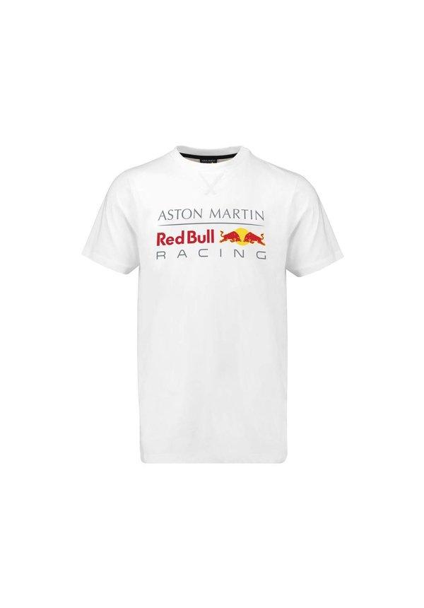 RBR Large Logo T-Shirt Wit 2018