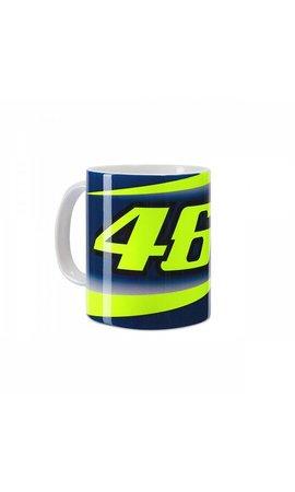 Valentino Rossi Mok Blauw 46