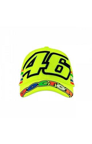 Valentino Rossi Cap Yellow Doctor
