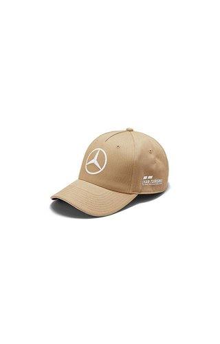 Mercedes Hamilton Austin cap 2018