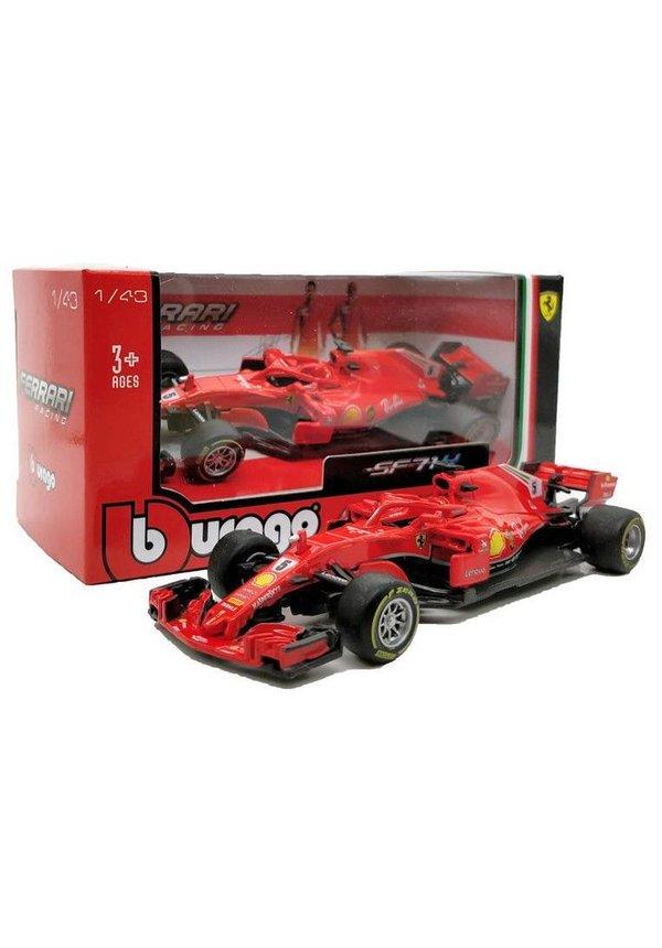 Ferarri Burago 1:43 Vettel 2018