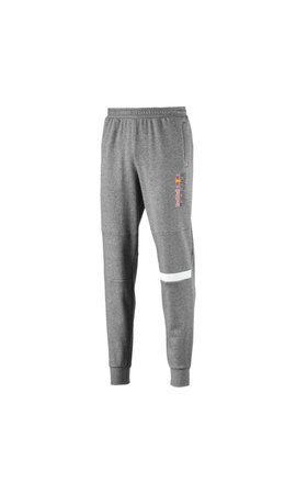 PUMA RBR Logo Sweat Pants Grey Puma
