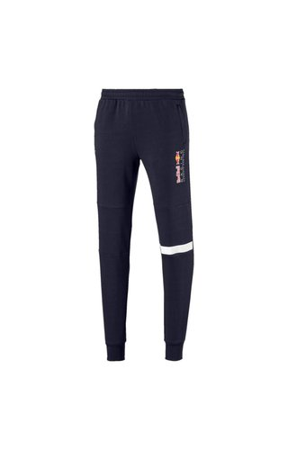 PUMA RBR Logo Sweat Pants Blue Puma
