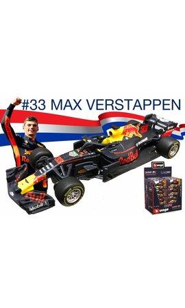 BURAGO Max Verstappen RB14 Burago 1:43