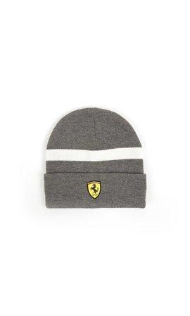 Ferrari Beanie Grey